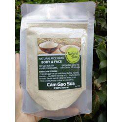 Cám gạo nguyên chất giá sỉ (50 gói)