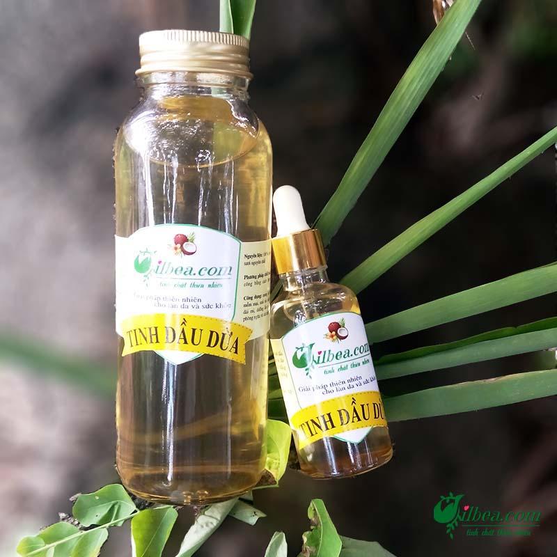 Công dụng của dầu dừa